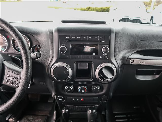 2017 Jeep Wrangler Sport (Stk: 18616AA) in Ancaster - Image 15 of 24