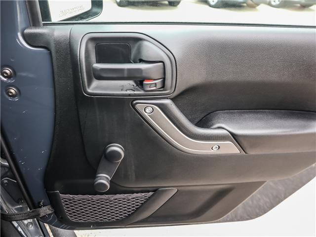 2017 Jeep Wrangler Sport (Stk: 18616AA) in Ancaster - Image 17 of 24