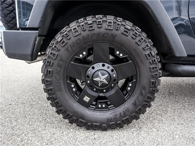 2017 Jeep Wrangler Sport (Stk: 18616AA) in Ancaster - Image 19 of 24