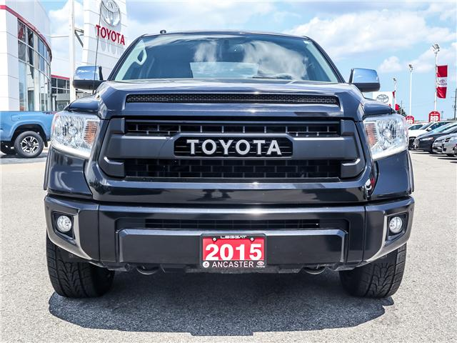 2015 Toyota Tundra  (Stk: 19375A) in Ancaster - Image 2 of 30