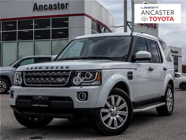2016 Land Rover LR4 Base (Stk: F125) in Ancaster - Image 1 of 26