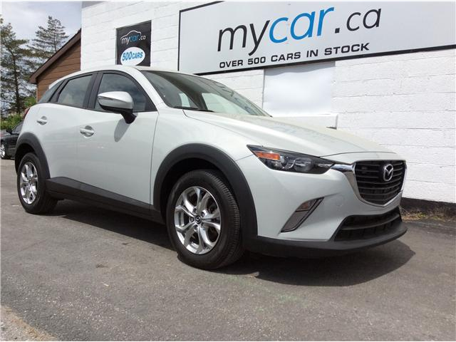 2016 Mazda CX-3 GS (Stk: 190739) in Richmond - Image 1 of 21