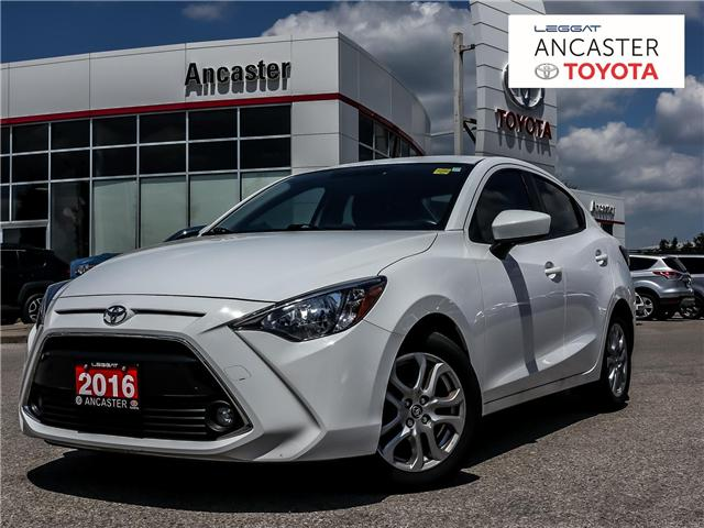 2016 Toyota Yaris  (Stk: 3821) in Ancaster - Image 1 of 24