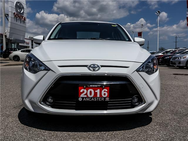 2016 Toyota Yaris  (Stk: 3821) in Ancaster - Image 2 of 24