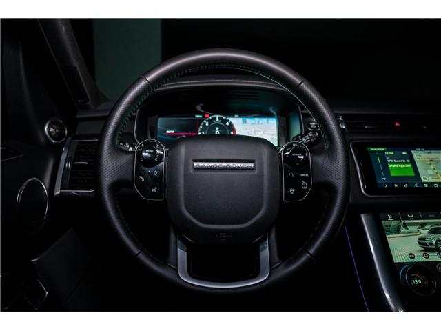 2018 Land Rover Range Rover Sport HSE (Stk: VU0447) in Vancouver - Image 25 of 29