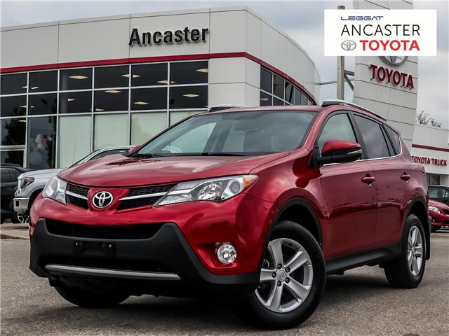 2013 Toyota RAV4 XLE (Stk: D208) in Ancaster - Image 1 of 29