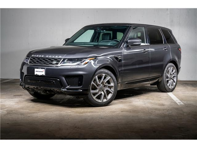 2018 Land Rover Range Rover Sport HSE (Stk: VU0447) in Vancouver - Image 3 of 29