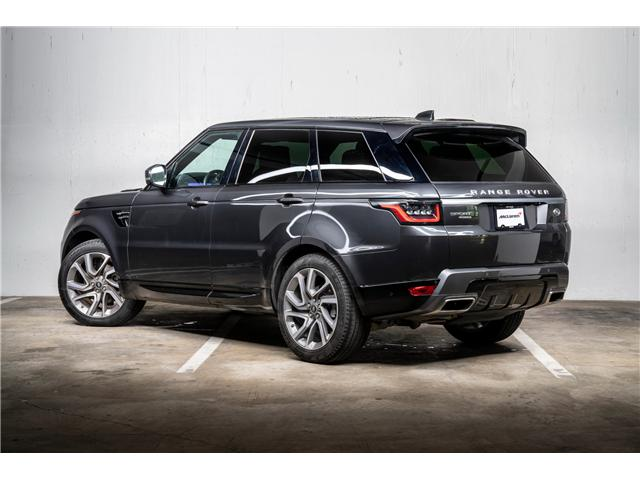 2018 Land Rover Range Rover Sport HSE (Stk: VU0447) in Vancouver - Image 4 of 29