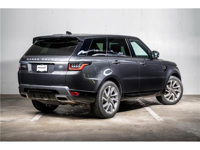 2018 Land Rover Range Rover Sport HSE (Stk: VU0447) in Vancouver - Image 5 of 29