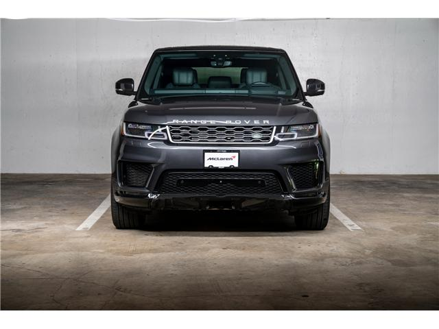 2018 Land Rover Range Rover Sport HSE (Stk: VU0447) in Vancouver - Image 6 of 29