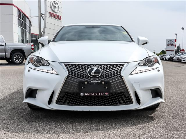 2015 Lexus IS 350 Base (Stk: D210) in Ancaster - Image 2 of 30