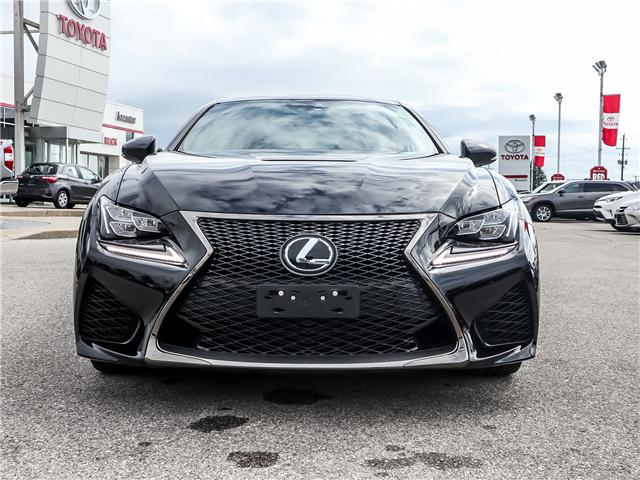 2017 Lexus RC F Base (Stk: F130) in Ancaster - Image 2 of 30