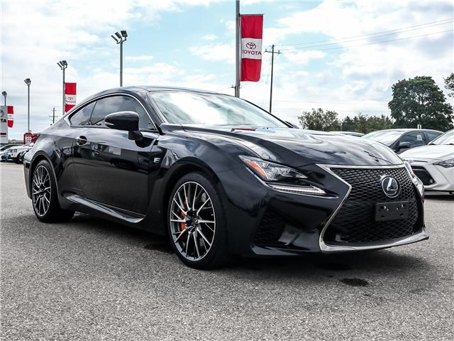 2017 Lexus RC F Base (Stk: F130) in Ancaster - Image 3 of 30