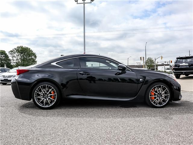 2017 Lexus RC F Base (Stk: F130) in Ancaster - Image 4 of 30