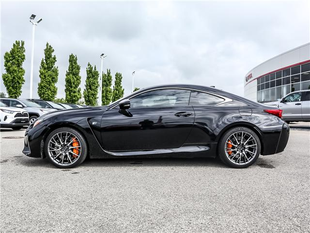 2017 Lexus RC F Base (Stk: F130) in Ancaster - Image 8 of 30
