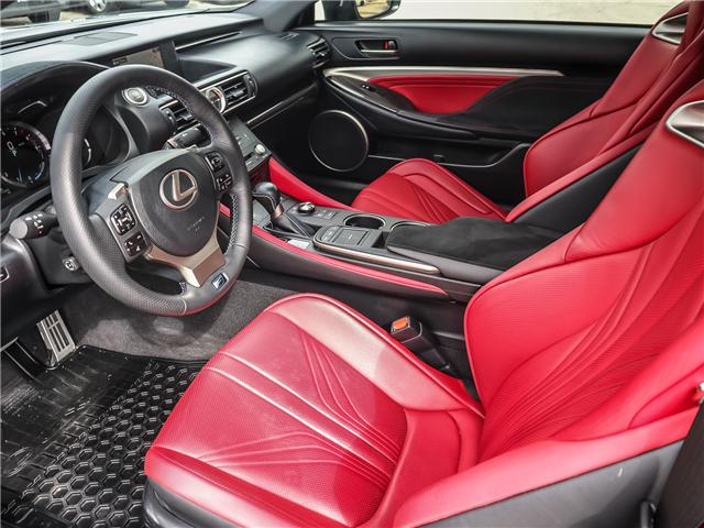 2017 Lexus RC F Base (Stk: F130) in Ancaster - Image 10 of 30