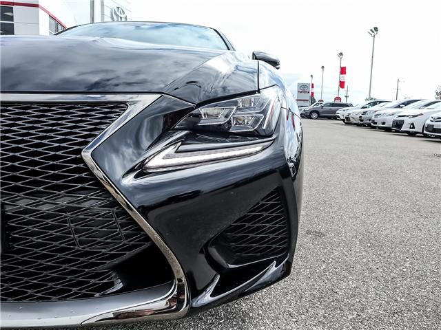 2017 Lexus RC F Base (Stk: F130) in Ancaster - Image 20 of 30