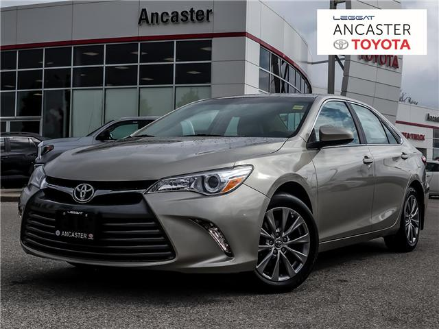 2015 Toyota Camry  (Stk: D211) in Ancaster - Image 1 of 28