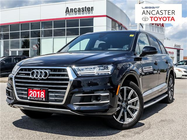 2018 Audi Q7  (Stk: F127) in Ancaster - Image 1 of 30