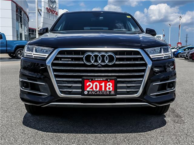 2018 Audi Q7  (Stk: F127) in Ancaster - Image 2 of 30