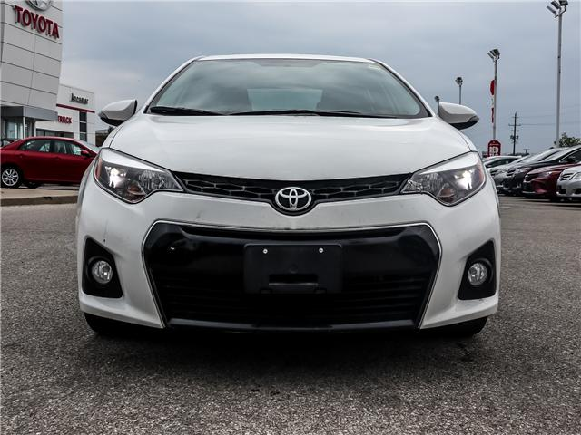 2016 Toyota Corolla  (Stk: 3828) in Ancaster - Image 2 of 26