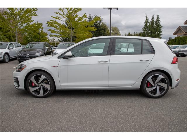2019 Volkswagen Golf GTI 5-Door Autobahn (Stk: KG003070) in Vancouver - Image 4 of 24