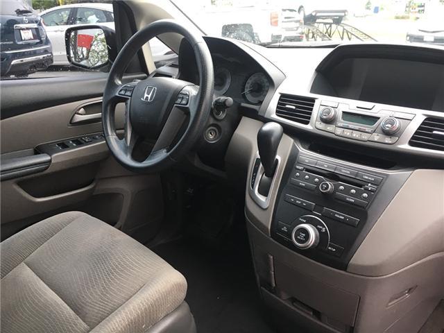 2013 Honda Odyssey EX (Stk: U13353) in Barrie - Image 2 of 16
