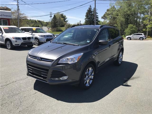 2015 Ford Escape SE (Stk: U52571) in Lower Sackville - Image 1 of 24