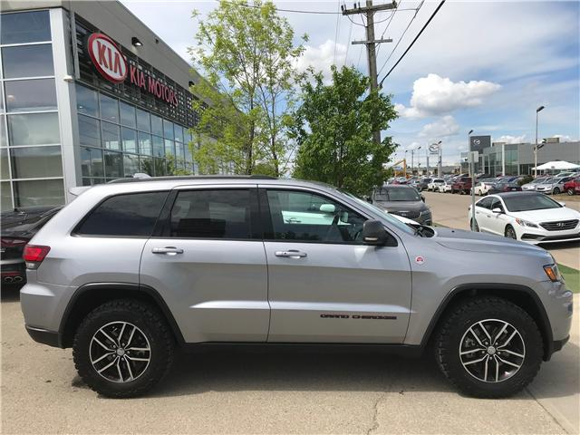 2017 Jeep Grand Cherokee Trailhawk (Stk: 21343A) in Edmonton - Image 2 of 29