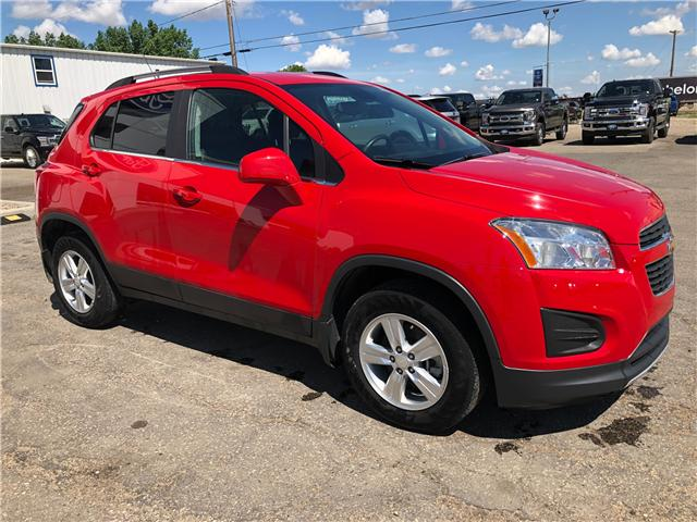 2015 Chevrolet Trax 2LT (Stk: 9215A) in Wilkie - Image 1 of 21