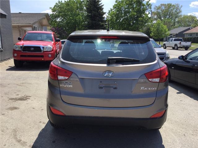 2012 Hyundai Tucson GL (Stk: ) in Winnipeg - Image 4 of 15