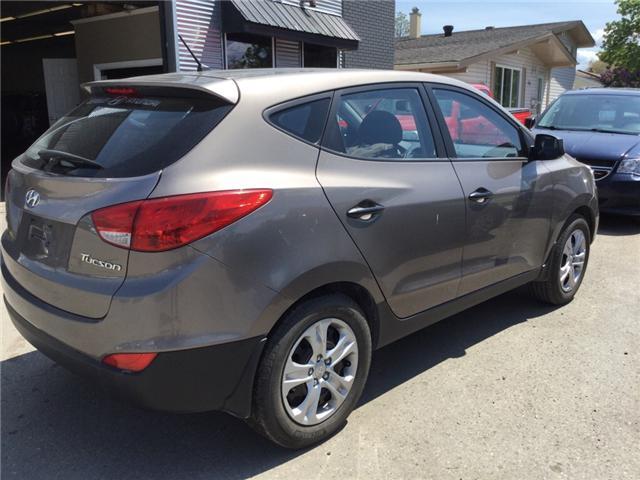 2012 Hyundai Tucson GL (Stk: ) in Winnipeg - Image 5 of 15