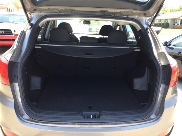 2012 Hyundai Tucson GL (Stk: ) in Winnipeg - Image 10 of 15