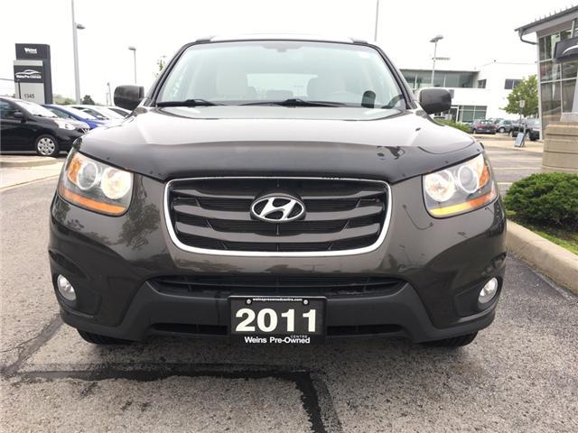 2011 Hyundai Santa Fe Limited 3.5 (Stk: 1679W) in Oakville - Image 2 of 30
