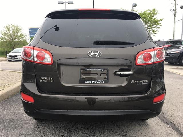 2011 Hyundai Santa Fe Limited 3.5 (Stk: 1679W) in Oakville - Image 6 of 30
