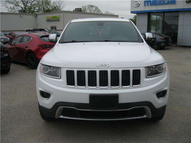 2014 Jeep Grand Cherokee Limited (Stk: 19087A) in Stratford - Image 2 of 26
