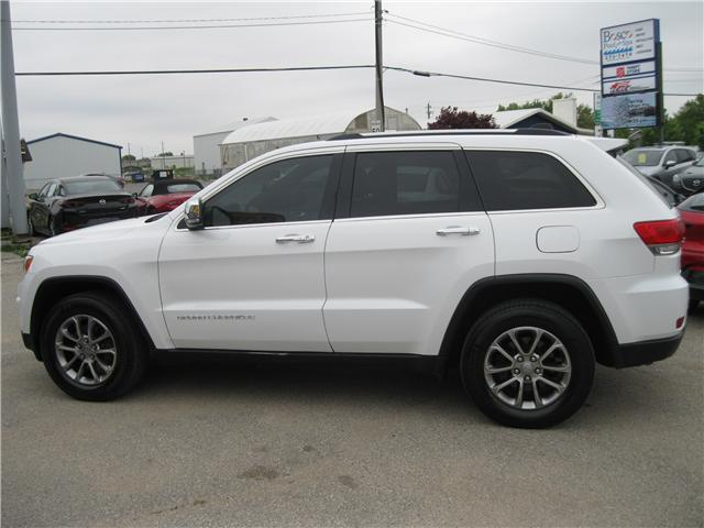 2014 Jeep Grand Cherokee Limited (Stk: 19087A) in Stratford - Image 3 of 26