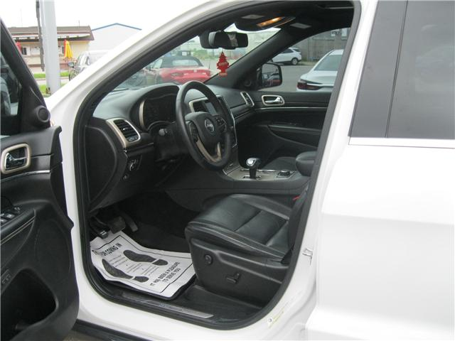 2014 Jeep Grand Cherokee Limited (Stk: 19087A) in Stratford - Image 7 of 26