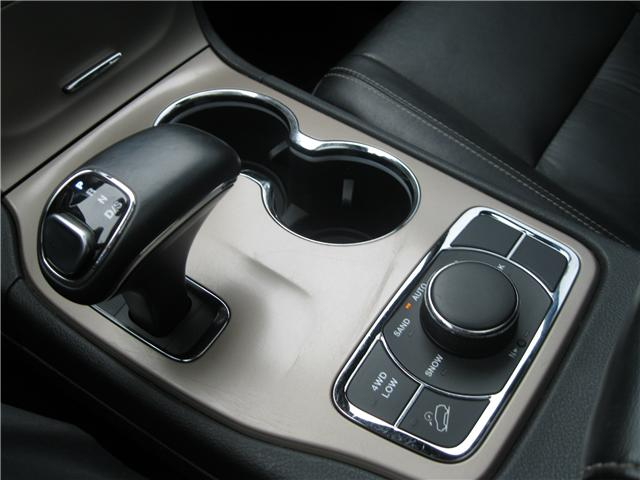 2014 Jeep Grand Cherokee Limited (Stk: 19087A) in Stratford - Image 18 of 26