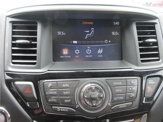 2019 Nissan Pathfinder SV Tech (Stk: 9114) in Okotoks - Image 10 of 23