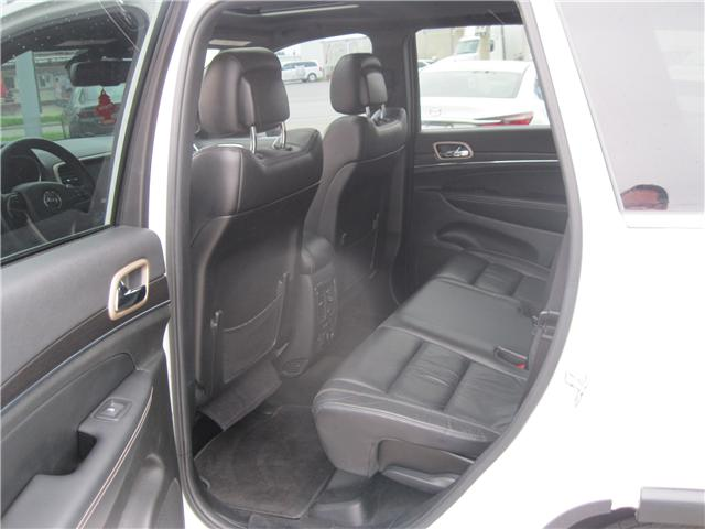 2014 Jeep Grand Cherokee Limited (Stk: 19087A) in Stratford - Image 22 of 26
