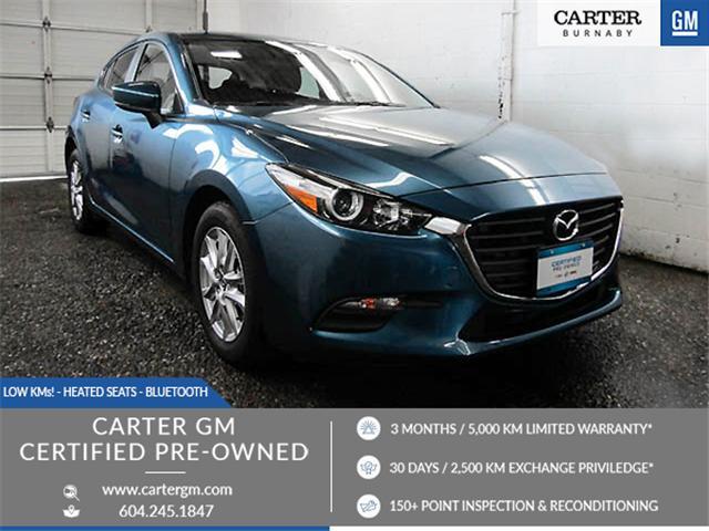 2018 Mazda Mazda3 Sport GS (Stk: Y9-81892) in Burnaby - Image 1 of 24
