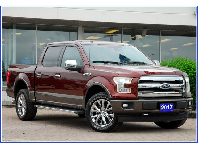 2017 Ford F-150 Lariat (Stk: 9F5950A) in Kitchener - Image 2 of 21