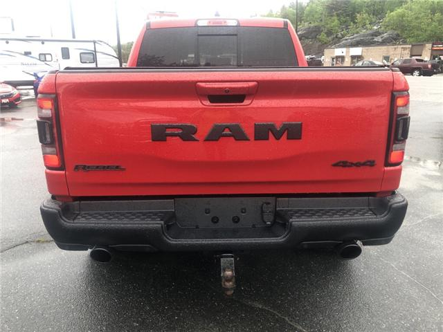 2019 RAM 1500 Rebel (Stk: DF1625) in Sudbury - Image 7 of 25