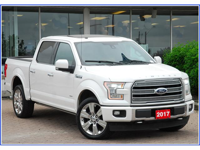 2017 Ford F-150 Limited (Stk: D93950A) in Kitchener - Image 2 of 22