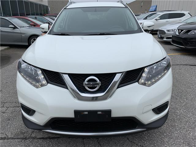 2016 Nissan Rogue S (Stk: ) in Concord - Image 2 of 18