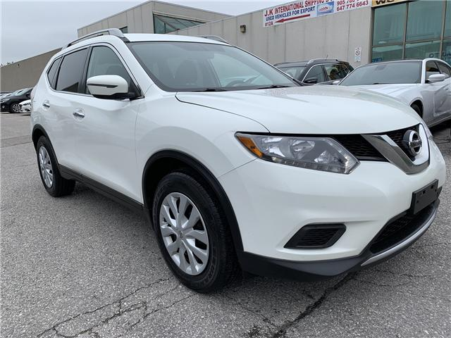 2016 Nissan Rogue S (Stk: ) in Concord - Image 3 of 18