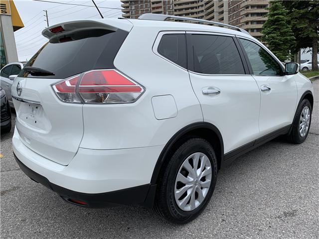 2016 Nissan Rogue S (Stk: ) in Concord - Image 4 of 18