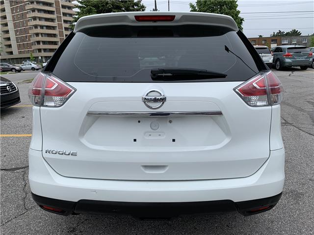 2016 Nissan Rogue S (Stk: ) in Concord - Image 5 of 18