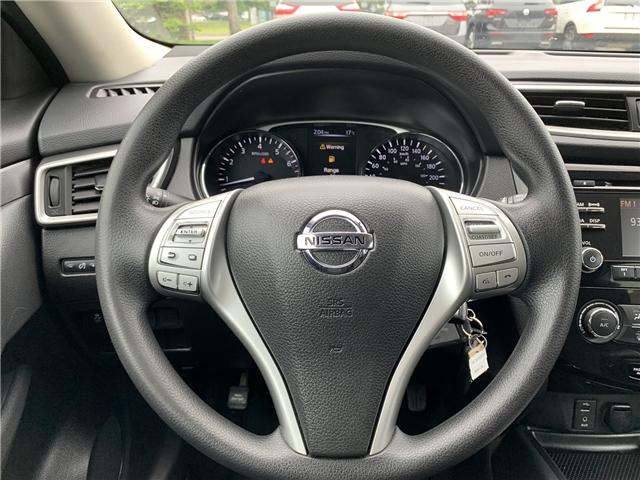 2016 Nissan Rogue S (Stk: ) in Concord - Image 14 of 18